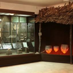 Экспозиция «Древнейшее прошлое Сергиево-Посадского края VII тыс. до н.э – XIII в. н.э.»