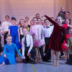 Открытый урок кружка бальных танцев «Вита»