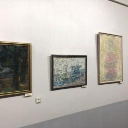 Выставка памяти московских живописцев В. М. Диффине-Кристи и И. В. Сорокина