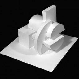 «Объемные композиции из бумаги»