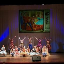 Гала-концерт творческих коллективов «Всё лучшее и только для Вас!»