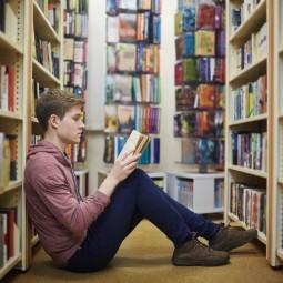 Видеорассказ «Польза от чтения книг»