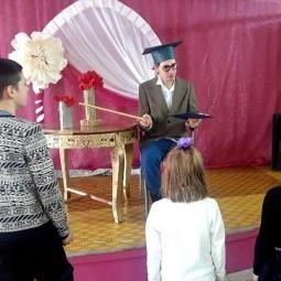 Театрализованная программа «Все профессии важны»