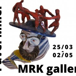 Выставка скульптуры Павла Миллера