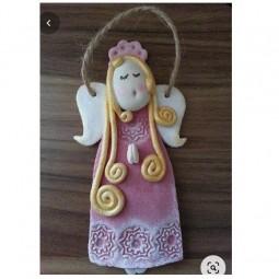 Волшебный пластилин «Рождественский ангел»