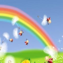 Игровая программа «Краски лета!»