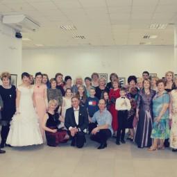 Клуб исторического танца «Светское собрание». Руководитель Крылов Александр Петрович