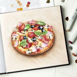 Мастер-класс «Пицца»