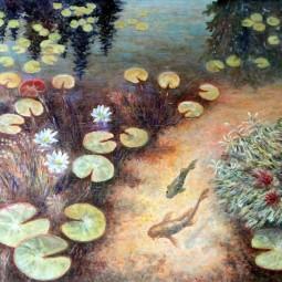 Выставка художника Андрея Никенина «Остановись, мгновение»