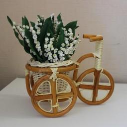 Мастер-класс «Цветы из фоамирана»