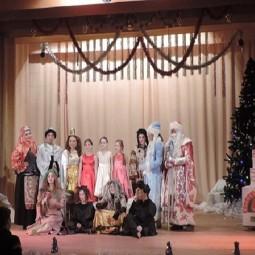 Концерт «Рождественские кружева»
