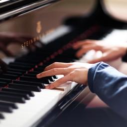 Концерт Финина Коллинза (фортепиано, Ирландия)