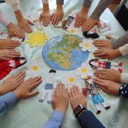 Познавательна программа «Все мы разные»