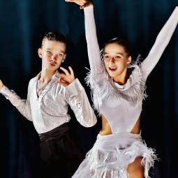 Виртуальный мастер-класс «Техника танца Джайв»