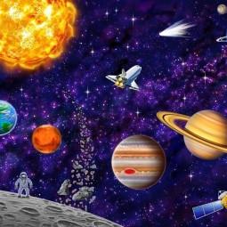 Интерактивное занятие «А что вы знаете про космос?»