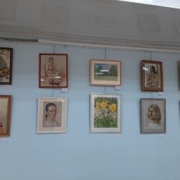 Выставка картин «На солнечной стороне»