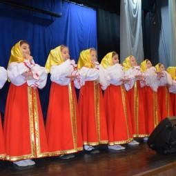 Отчетный концерт хореографического коллектива «Радуга»