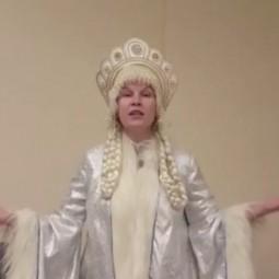 Видео программа «В гости к Зимушке Зиме!»