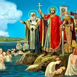 Выбор Руси - православная вера
