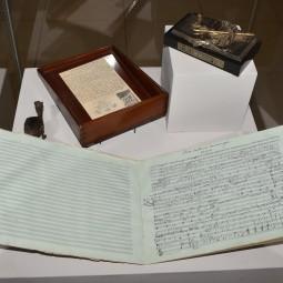 Выставка «Дом-музей П. И. Чайковского: Вчера, сегодня, завтра...»
