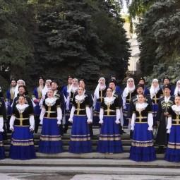 Ансамбль «Ставрополье» выступит на сцене Дома космонавтов