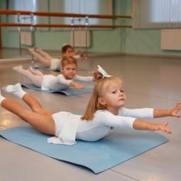 Виртуальный мастер-класс «Партерная гимнастика. Разминка - растяжка»
