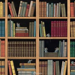 Праздник «Здравствуй, мир библиотек!»