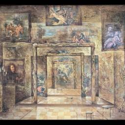 Выставка «Зеркало сцены»