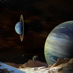 Большая планета