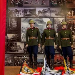 Экскурсия по военно-историческому музею