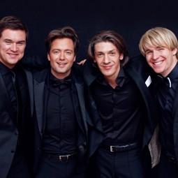 Группа «Кватро» с программой «The Best. Посвящение».