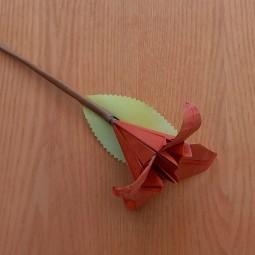 Мастер-класс «Цветок»