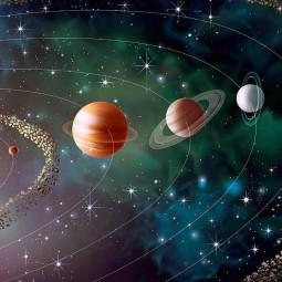 Интерактивное занятие «Планеты солнечной системы»