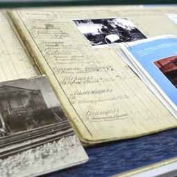 Выставка «Архивы – хранители исторической памяти»