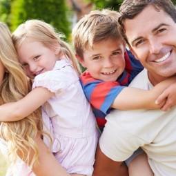 Онлайн фотовыставка «Всё начинается с семьи»