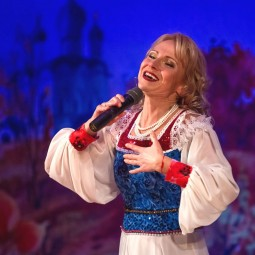 Концерт Лены Василёк