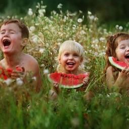 Онлайн–челлендж «Счастливое детство»