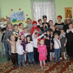 Новогодний спектакль «Новый год в Простоквашино»