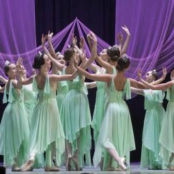Концерт классического танца