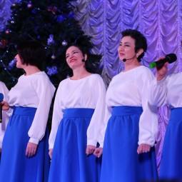 Новогодний концерт «Русская зима»