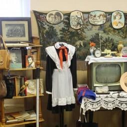 Выставка «Жизнь в СССР»