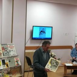 Трансляция тематической программы «Советские карикатуристы. От сатирических журналов до знаменитых болшевцев»