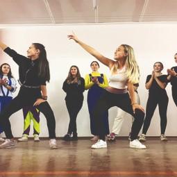 Танцевальный марафон «Hip Hop Dance»