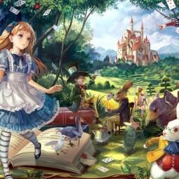 Спектакль-сказка «Алиса в Стране чудес»