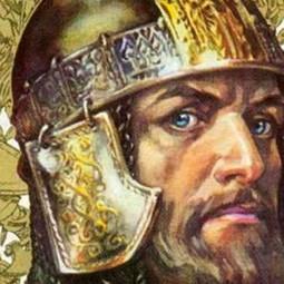 Новгородский князь Александр Невский