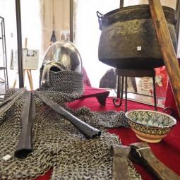Выставка «Ратный подвиг на поле Куликовом»