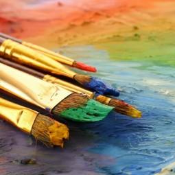 Виртуальное занятие «Рисуем с Анастасией »