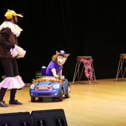 Цирковое представление «Щенячий патруль»