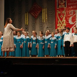 Показ записи концерта ко Дню славянской письменности и культуры