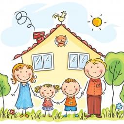 Онлайн-занятие «Семья»